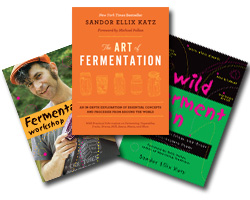 The Sandor Katz Fermentation Set