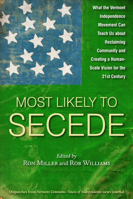 Most Likely to Secede Cover
