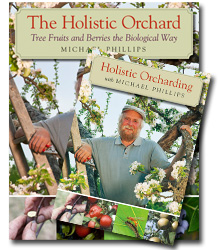 Holistic Orcharding with Michael Phillips Book and DVD Bundle