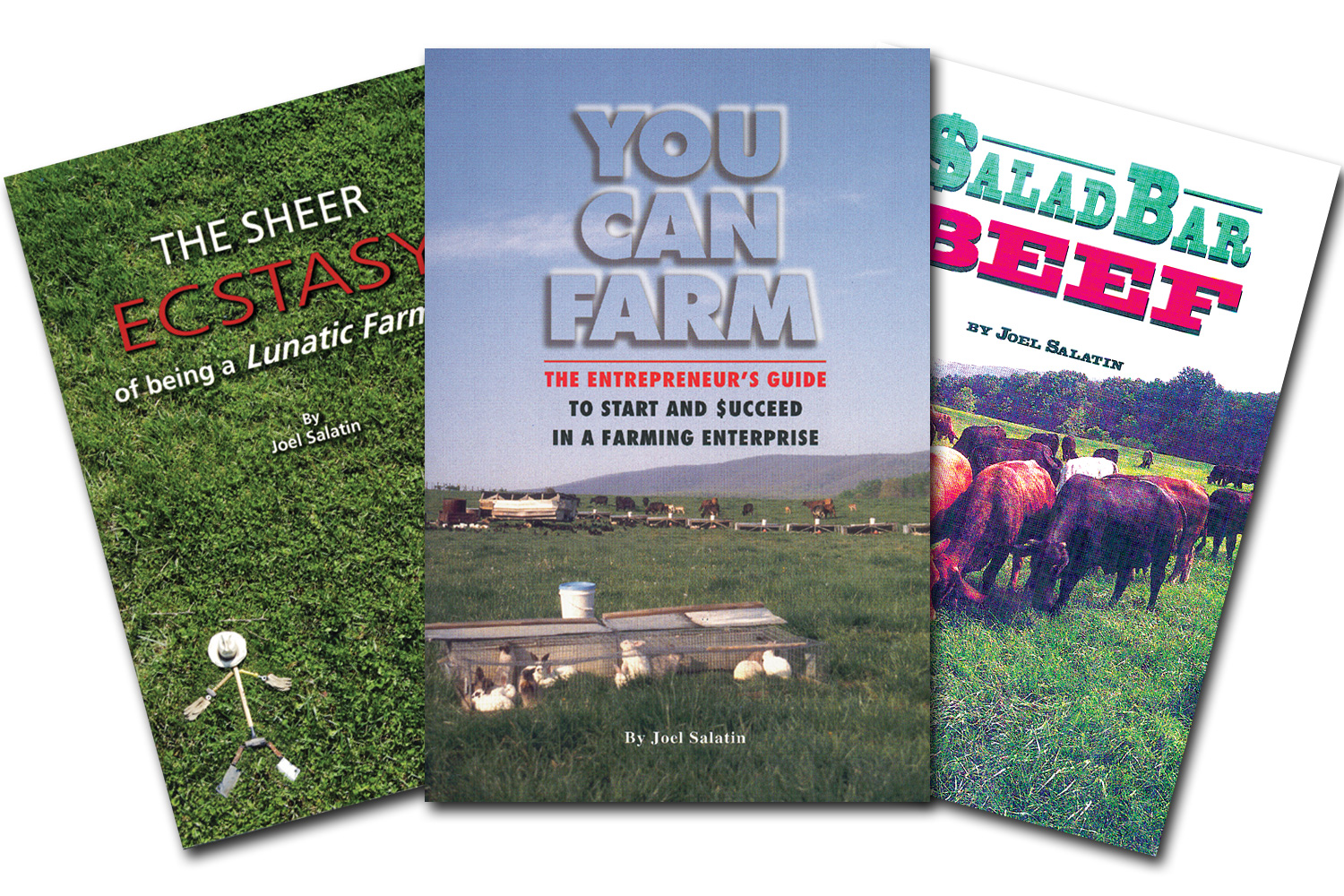 The Joel Salatin Set