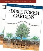 Edible Forest Gardens Book Cover Image