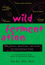 Wild Fermentation Book Cover Image