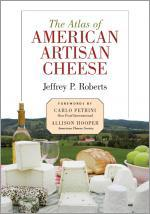 The Atlas of American Artisan Cheese Cover