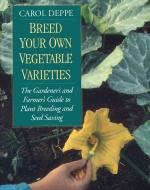 Breed Your Own Vegetable Varieties Cover