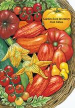 Garden Seed Inventory cover