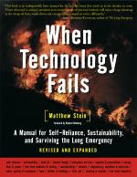 When Technology Fails, Revised and Expanded