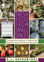 Fresh Food from Small Spaces Cover