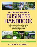 The Organic Farmer's Business Handbook Book Cover Image