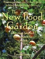 Click Here to get The New Food Garden vegetable gardening book by Frank Tozer and Support The Garden Oracle with Your Purchase!