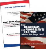 How Democrats and Progressives Can Win DVD and Don't Think of an Elephant! Set