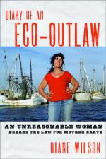 Diary of Eco-outlaw Book Cover Image