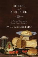 Cheese and culture Book Cover Image