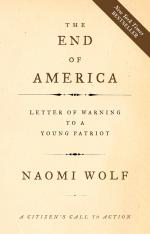 End of AMerica Book Cover Image