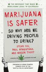Marijuana Is Safer, Updated and Expanded Edition Cover