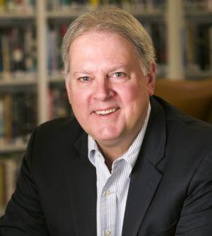 Mark W. McElroy headshot