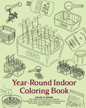 Year-Round Indoor Coloring Book
