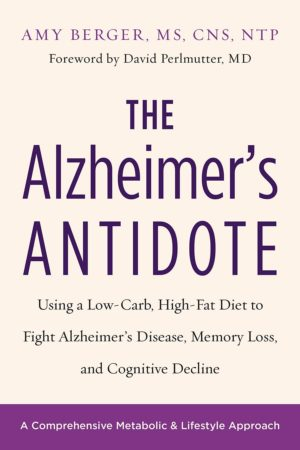 The Alzheimer's Antidote cover