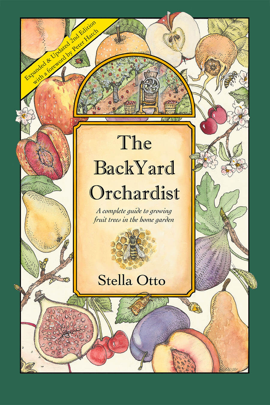 The Backyard Orchardist cover