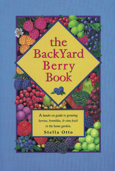 The Backyard Berry Book cover