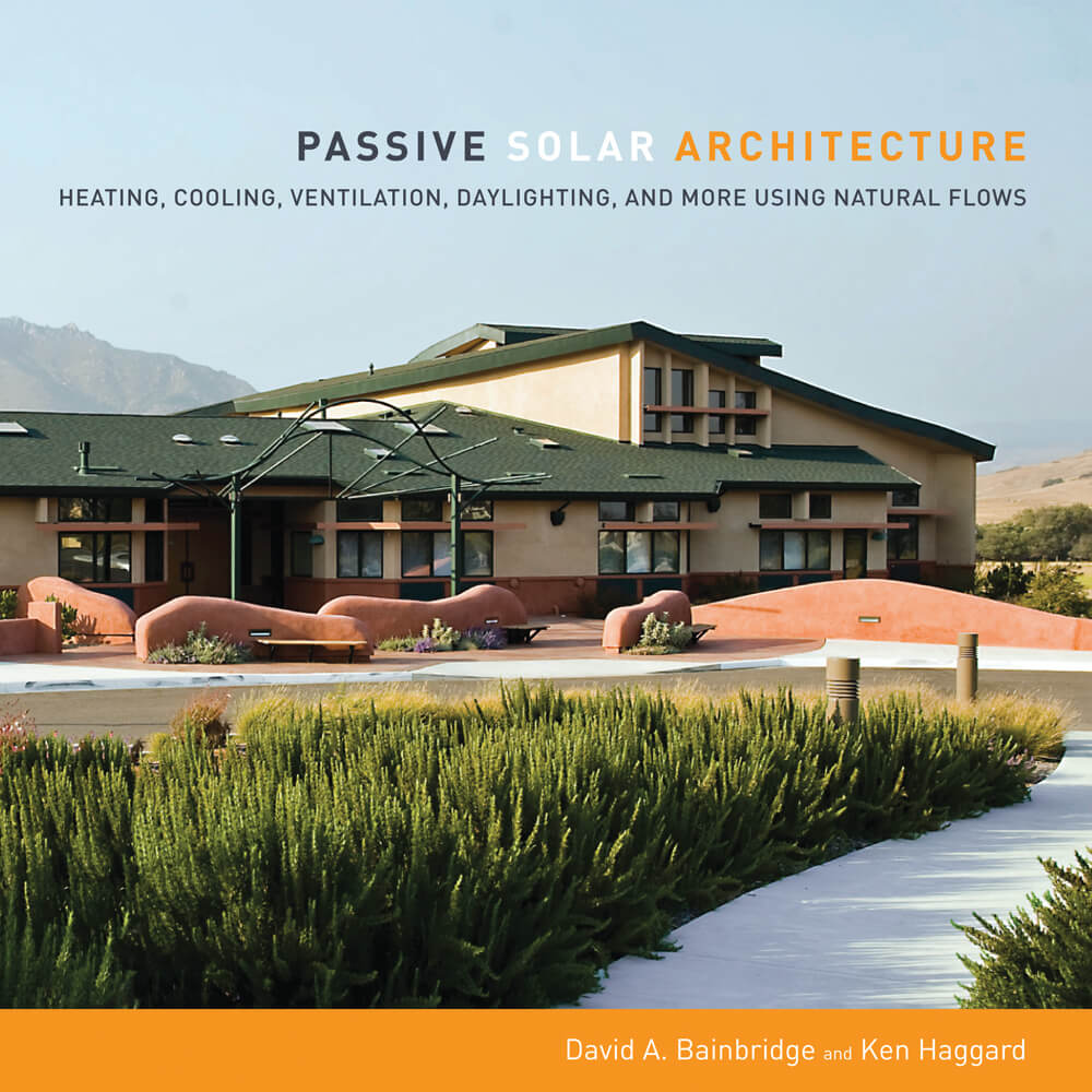 The Passive Solar Architecture cover
