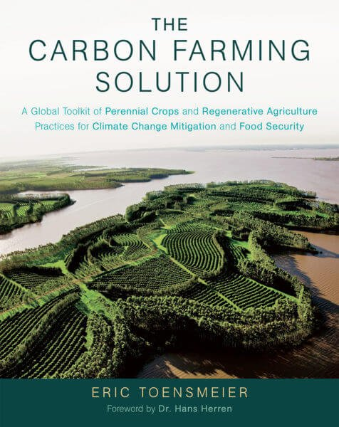 The Carbon Farming Solution cover