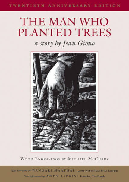 The Man Who Planted Trees cover