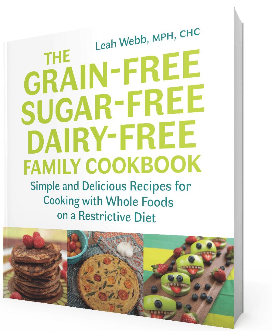 Grain Free Sugar Free 3D