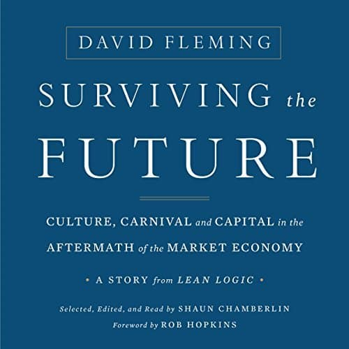 surviving the future audiobook cover