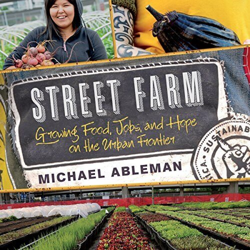 street farm audiobook cover