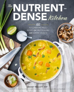 The Nutrient-Dense Kitchen cover