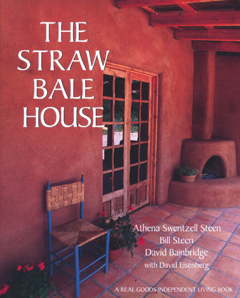 The Straw Bale House cover