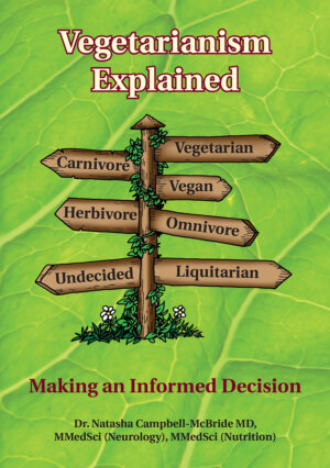 The Vegetarianism Explained cover