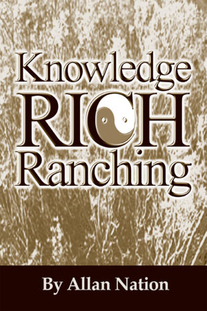 The Knowledge Rich Ranching cover