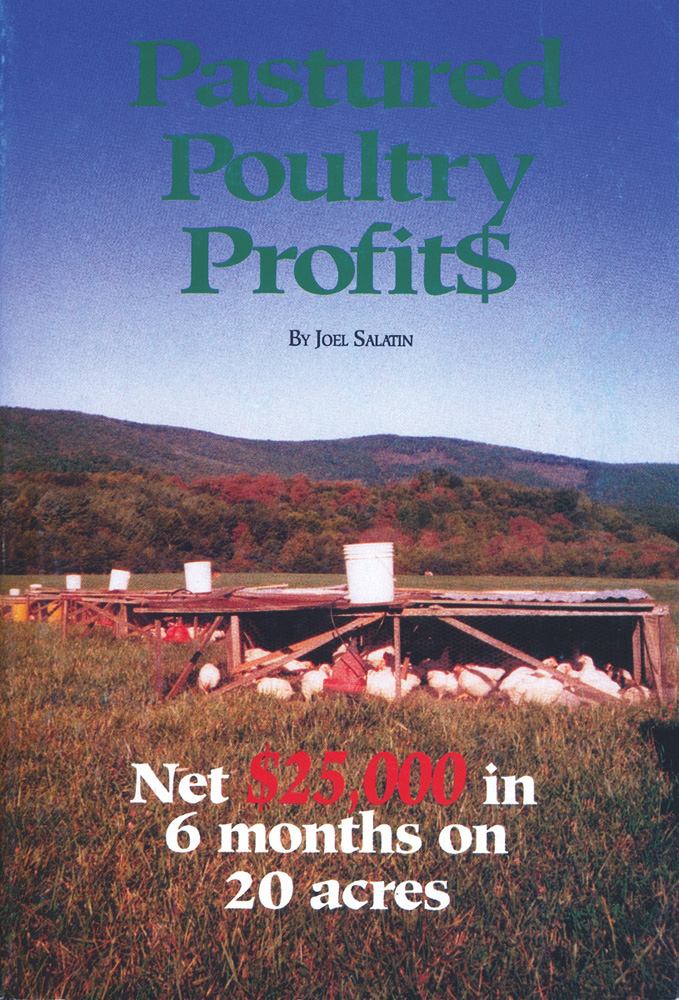 The Pastured Poultry Profit$ cover