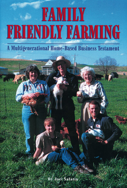 The Family Friendly Farming cover