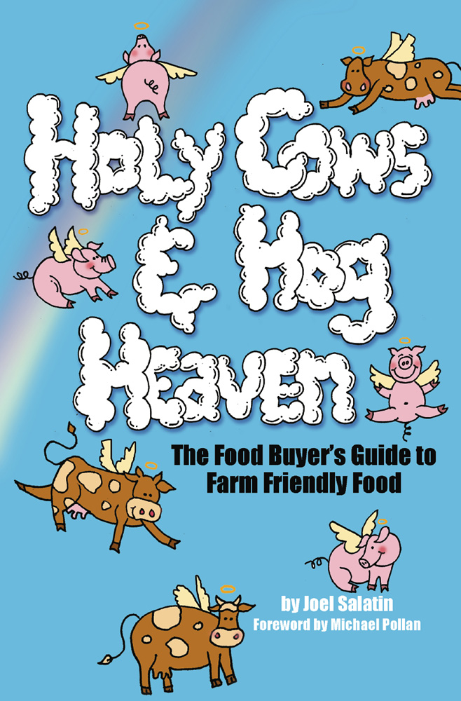 The Holy Cows and Hog Heaven cover
