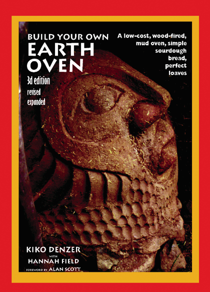 The Build Your Own Earth Oven cover