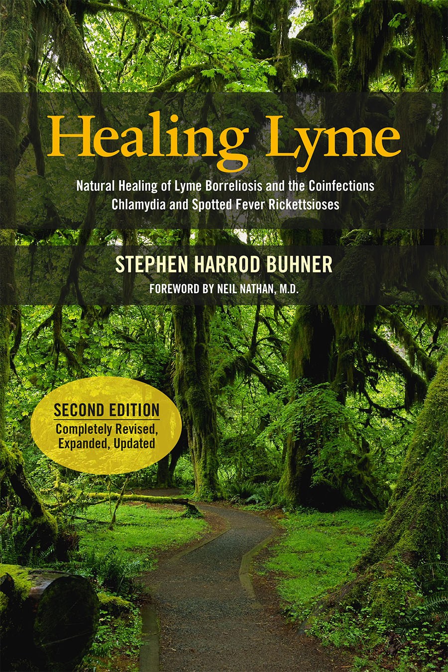 The Healing Lyme cover