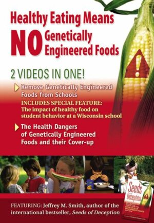 The Hidden Dangers in Kids' Meals (DVD) cover