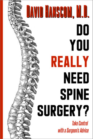 The Do You Really Need Spine Surgery? cover