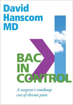 The Back in Control cover