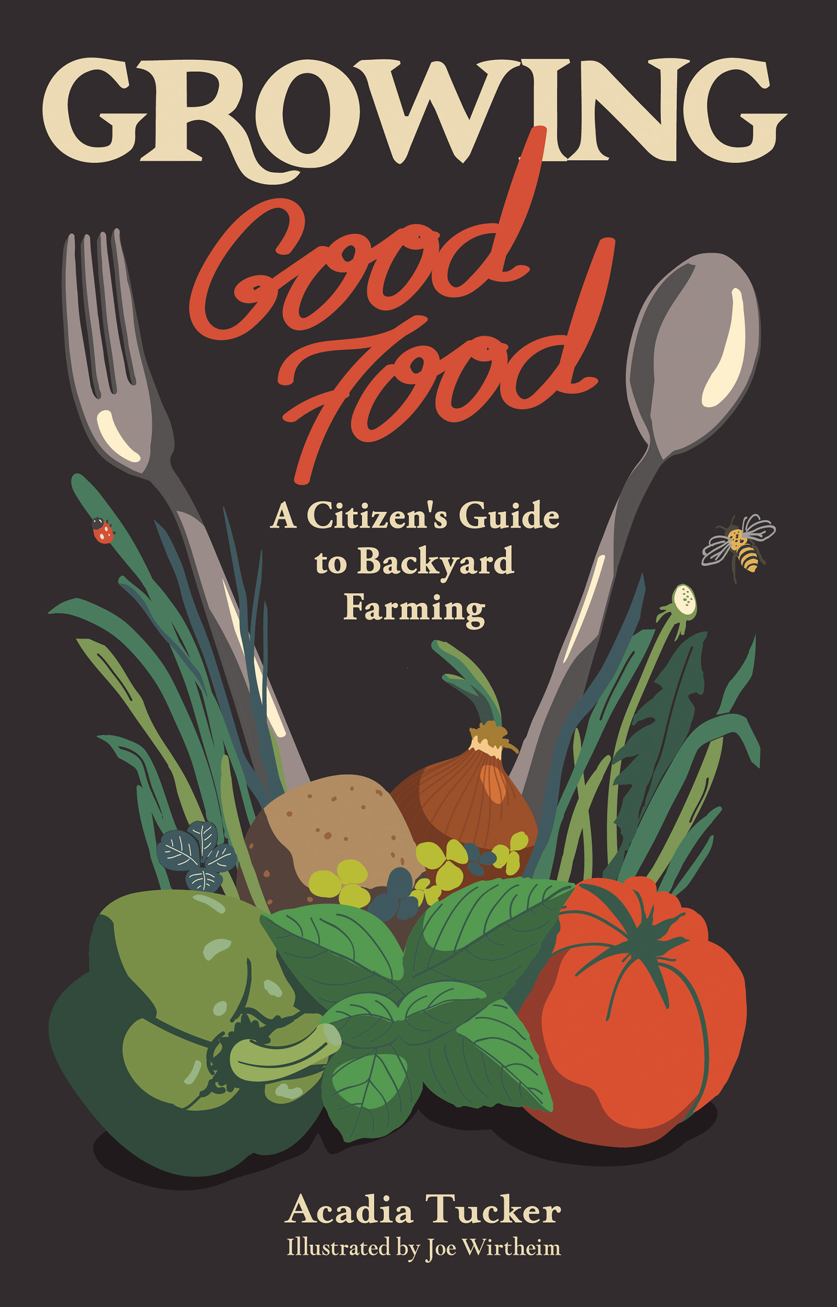The Growing Good Food cover