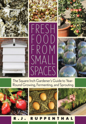 The Fresh Food from Small Spaces cover