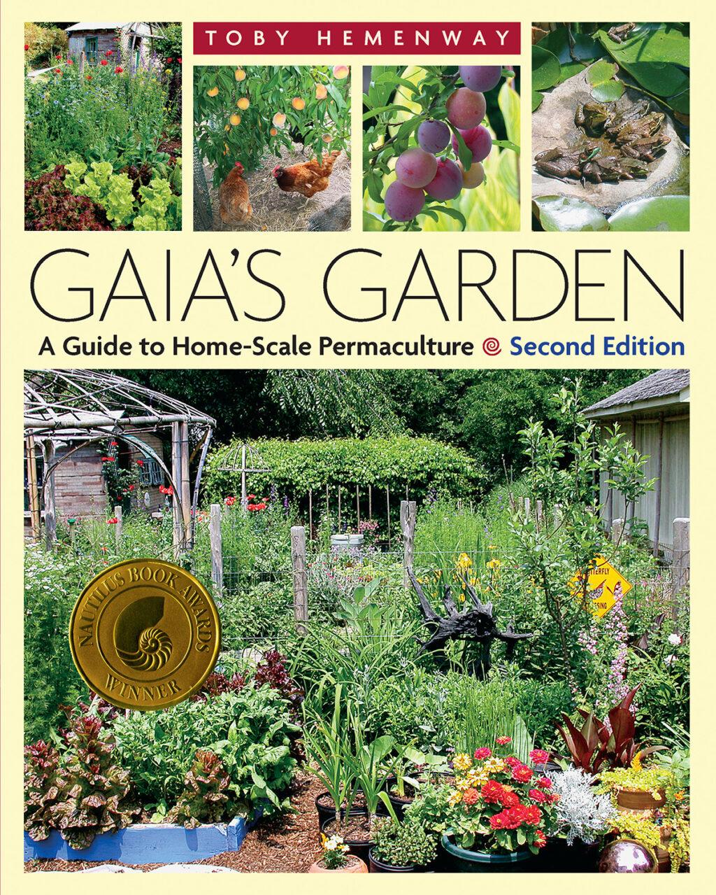 The Gaia's Garden cover