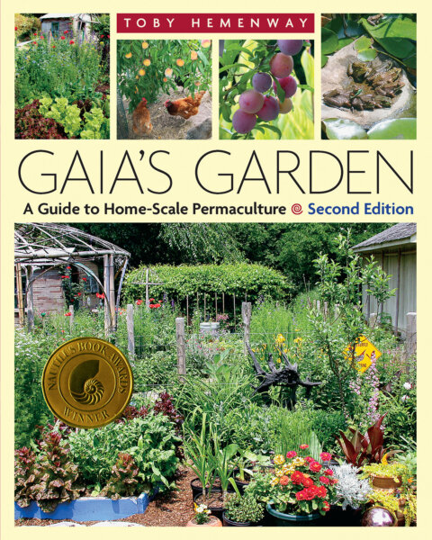 The Gaia's Garden cover