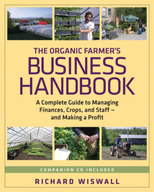 The Organic Farmer's Business Handbook cover