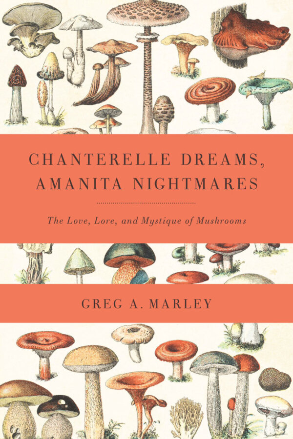 Chanterelle Dreams, Amanita Nightmares by Greg Marley at