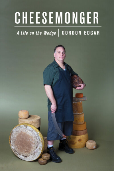 The Cheesemonger cover