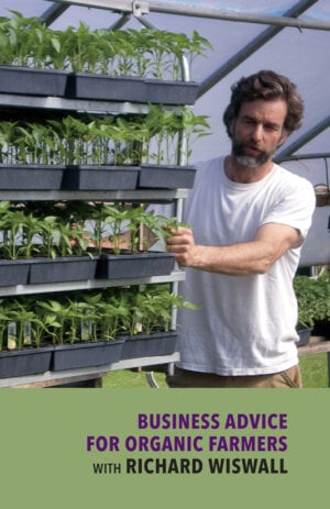 The Business Advice for Organic Farmers with Richard Wiswall (DVD) cover