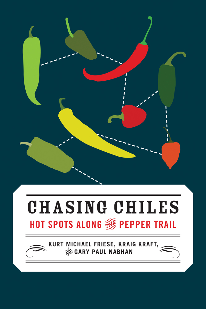 The Chasing Chiles cover